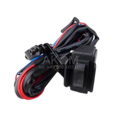 Wyciągarka Dragon Winch HIGHLANDER DWH 3500 HD
